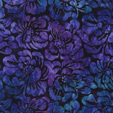Flowers Jewel Batik