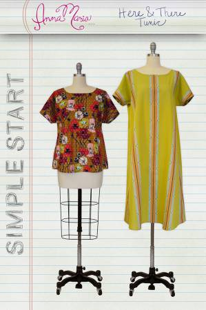 Here & There Tunic - Simple Start - Anna Maria Horner