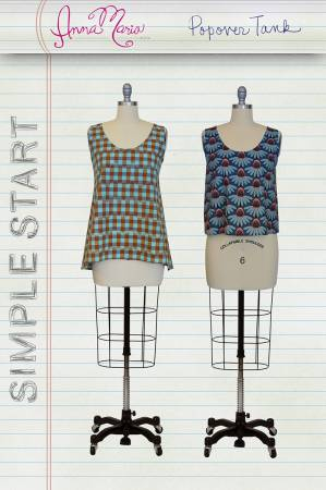 Popover Tank - Simple Start - Anna Maria Horner