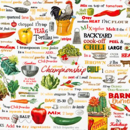 Kiss the Cook Salsa Flame  #18204-101