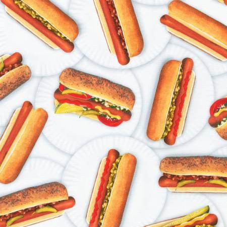 Robert Kaufman Americana Hot Dogs