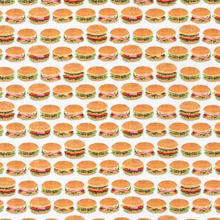 Robert Kaufman Americana Hamburgers