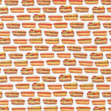 Chow time Americana Hot Dogs