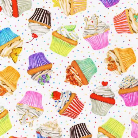 Sweet Tooth - Sweet Cupcakes
