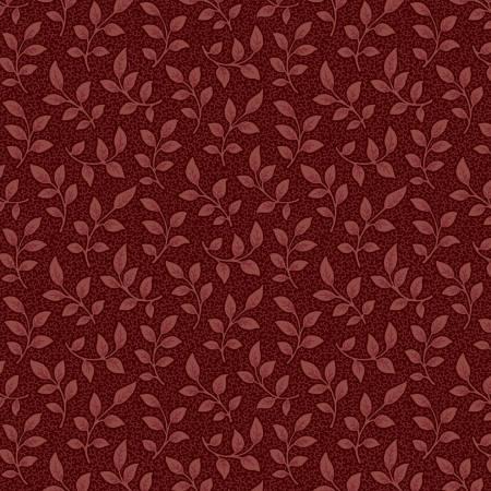 Anastasia Red Dark Red Leaves