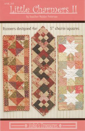Little Charmers 2 Runner Pattern