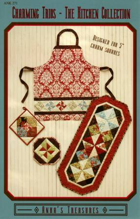 Charming Trios - The Kitchen Collection Pattern