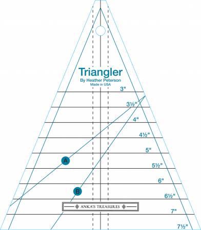 Triangler Ruler