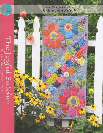 Joyful Stitcher - Softcover Book