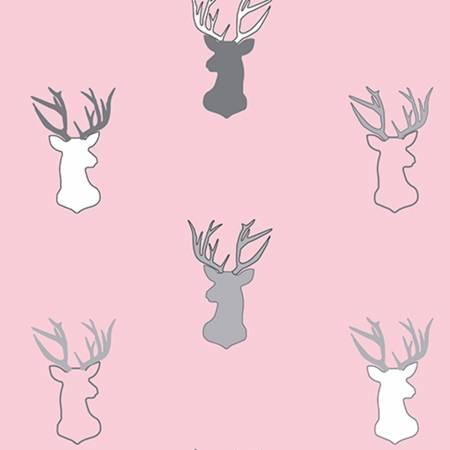 Antlers Cuddle Blush