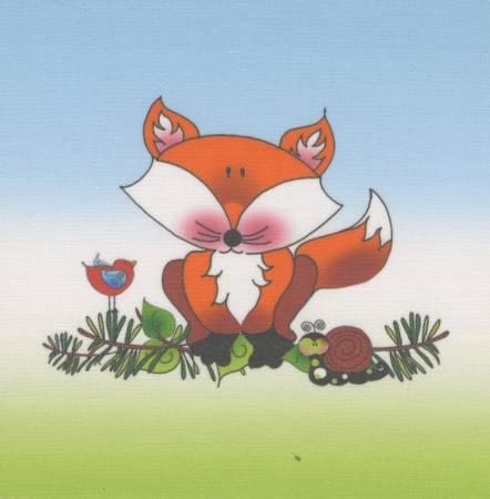 Fox Art Panel