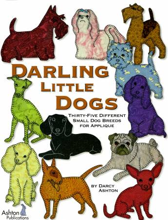 Darling Little Dogs - Softcover