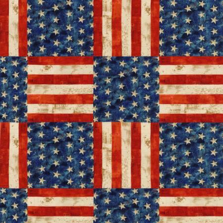 108 America The Beautiful