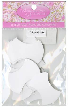 2in Apple Core Papers (50 pieces per bag)