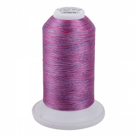 Aurifil Longarm Polyester 40wt Variegated Thread 3300yds French Lilac - 5513