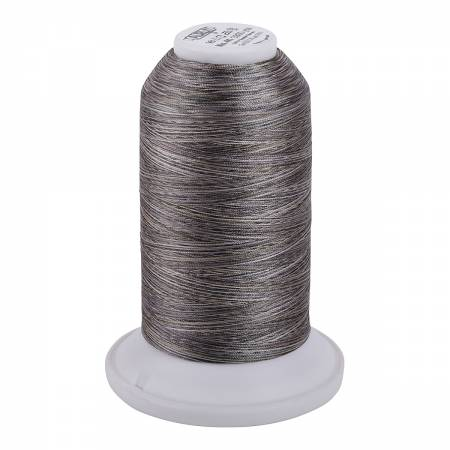 Aurifil Longarm Polyester 40wt Variegated Thread 3300yds Midnight Shadows