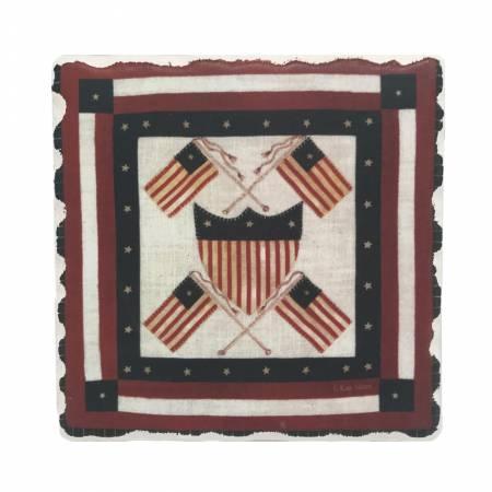 American Quilt Coaster 5
