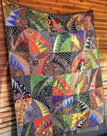 Bouja Quilt Pattern