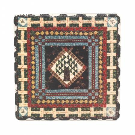 American Quilt Coaster 9