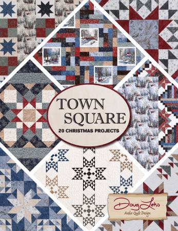 Town Square - Softcover Book
