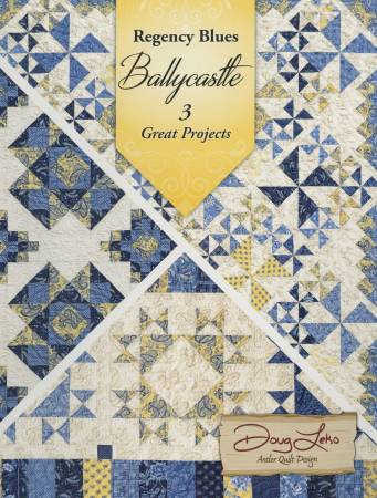 Regency Blues Ballycastle Book