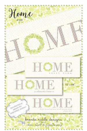 Home Pattern - Brenda Riddle