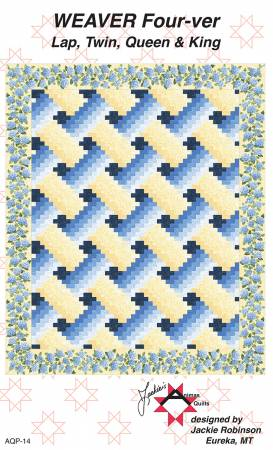 Weaver Four-ver from Animas Quilts