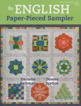 An English Paper-Pieced Sampler - Softcover