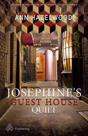Josephine's Guest House Quilt - Softcover