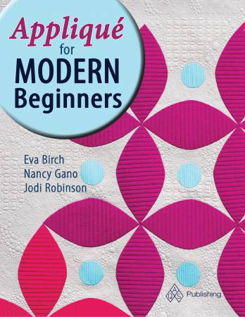 Applique for Modern Beginners - Softcover