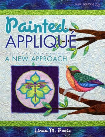 Painted Applique A New Approach - Softcover Book