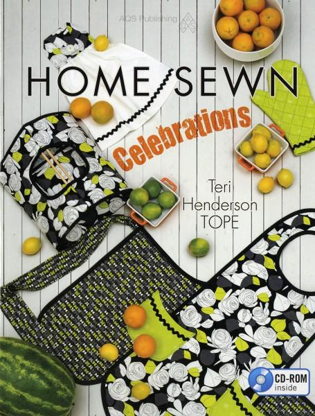 Home Sewn Celebrations - Softcover