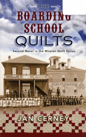 Boarding School Quilts - Softcover