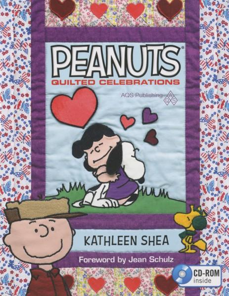 Peanuts Quilted Celebration - Softcover