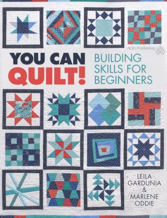 You Can Quilt! Building Skills for Beginners - Softcover