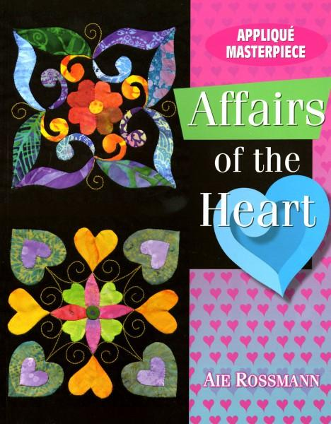 Applique Masterpiece Affairs of the Heart - Softcover
