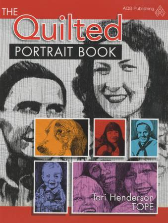 Quilted Portrait Book - Softcover