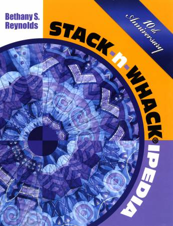 Stack-N-Whackipedia book 10th Anniversary by Bethany Reynolds