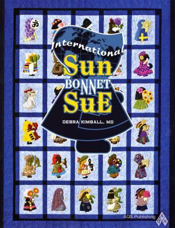 International Sunbonnet Sue - Softcover
