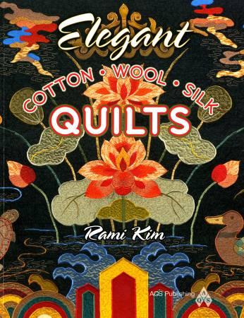 Elegant Cotton-Wool-Silk Quilts - Softcover