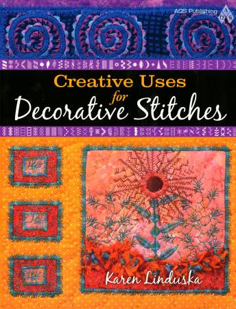 BK Creative Uses for Decorative Stitches - Softcover