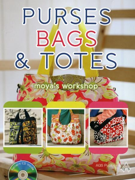 Purses, Bags & Totes - Softcover