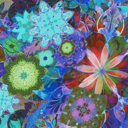 RK  Venice Jewel Multi Floral