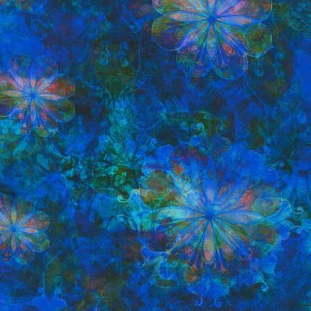 Venice - Sapphire Flowers