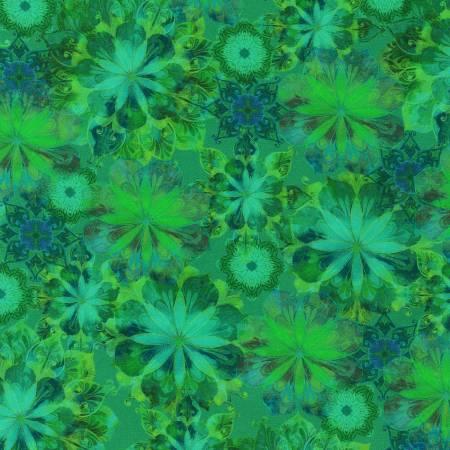 Venice - Jade Flowers - AQSD19722-51