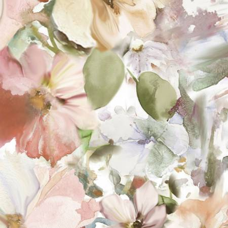 Arabesque - Floral - Pink - ARAQ4140-P
