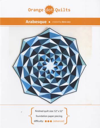 Arabesque (with FPP template)