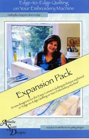 ASD204 Edge to Edge Quilting Expanded Pack