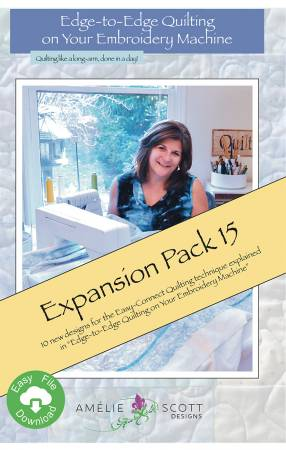 Edge-to-Edge Quilting Expansion Pack 15