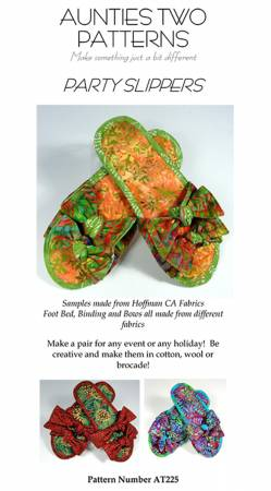 Party Slippers - AT225